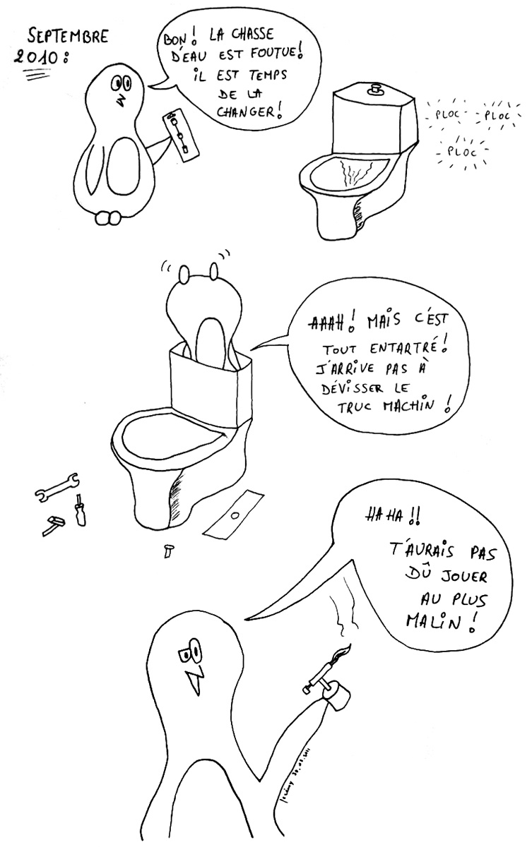 Les toilettes de l'enfer 2