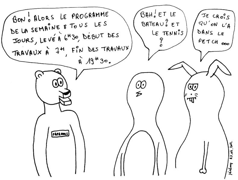 Travaux bretons 2