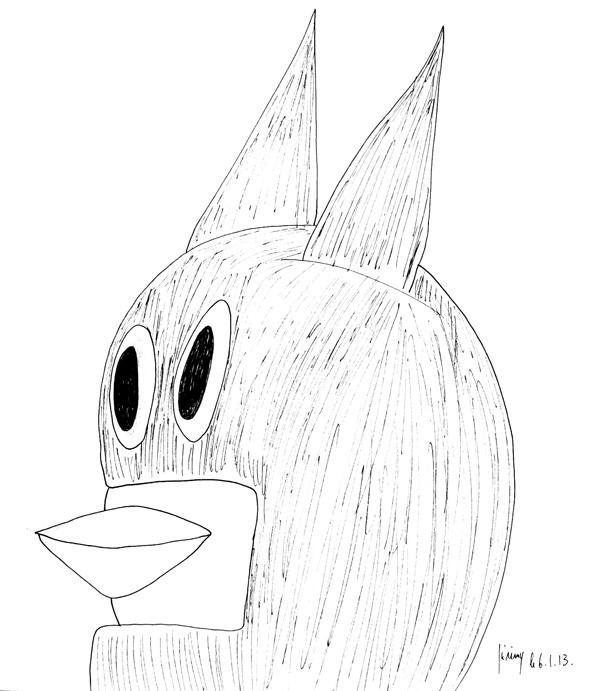 Pingouin Batman