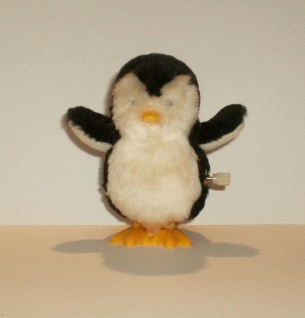 Le pingouin sauteur et l'anniversaire de Lapinette