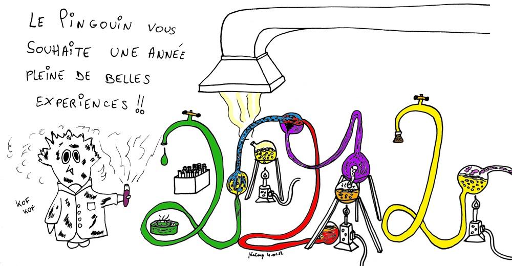 Vive 2012 !