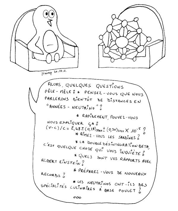 Un soir avec un neutrino 2