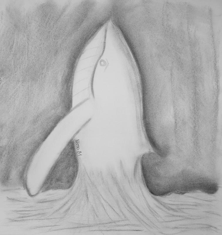 Hommage à une toute petite baleine d'eau douce