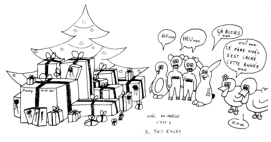 Noël en famille 3